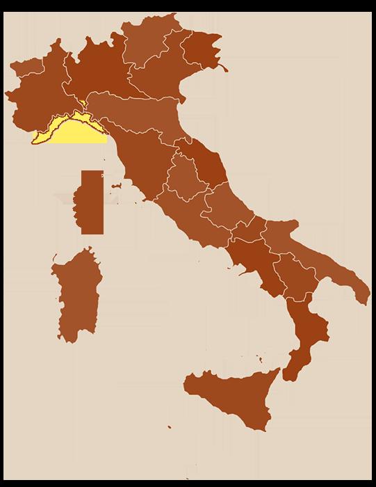 Région Ligurie