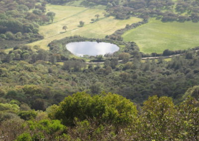 réserve d'eau dans le Logudoro