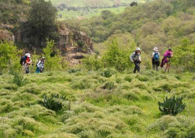 randonnée dans le Logudoro