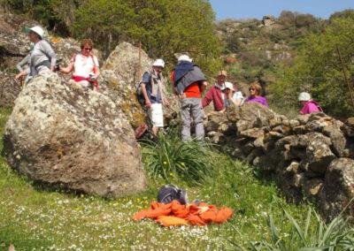 Randonnée sur le Monte Gherra