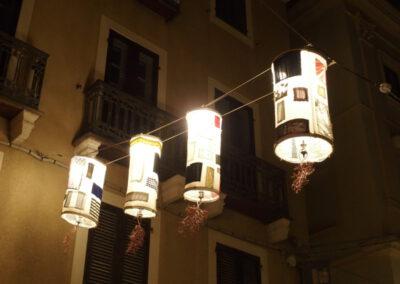 Luminaires dans Alghero