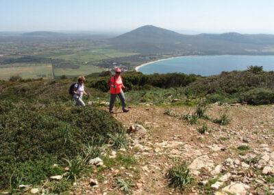 randonnée sur le Monte Timidone