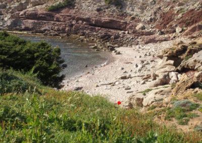 crique de l'Asinara