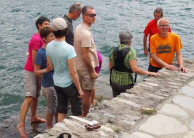 portfolio séjour randonnée sur le lac de Come, mai 2018