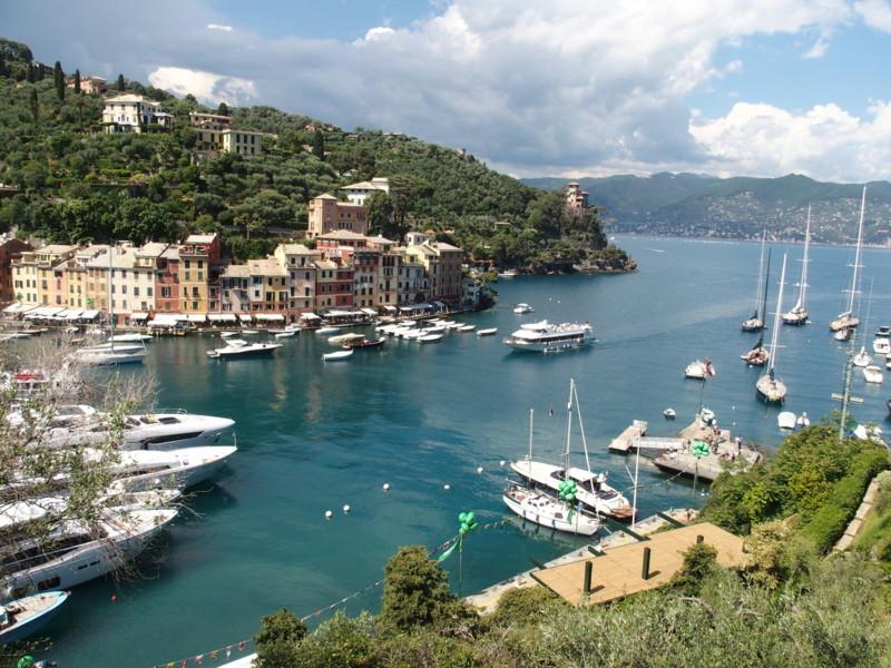 Portofino et le golge de Tigullio