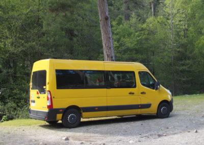 minibus Occitanies