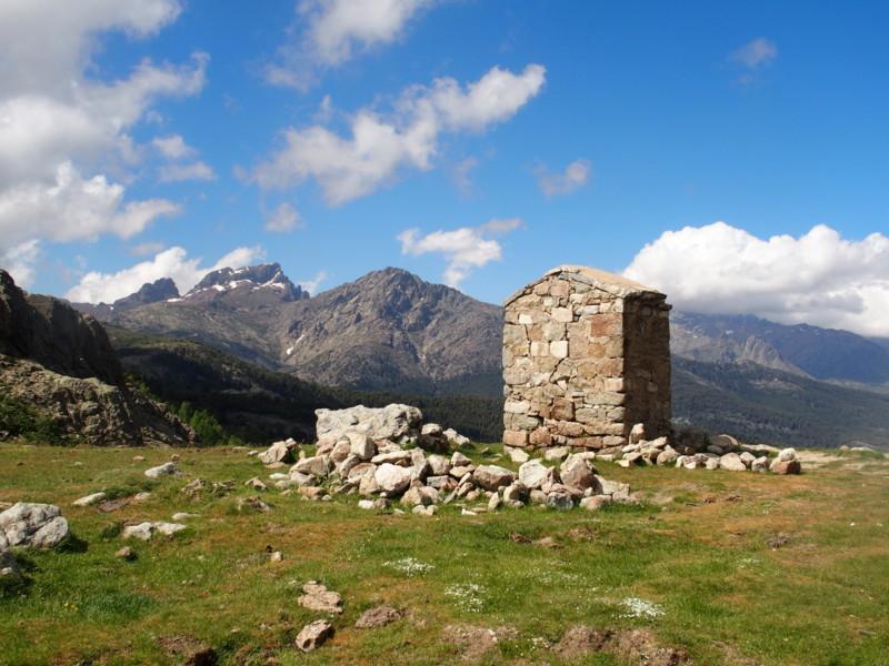 randonnée en Corse d'Evisa à Ajaccio