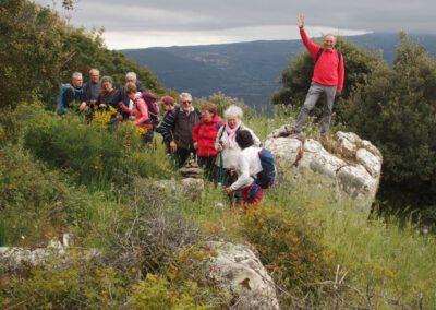 Sardaigne, Logudoro, le monte Minerva