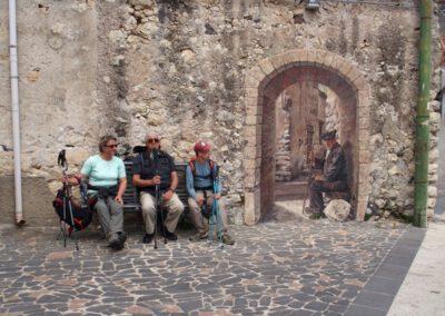 Sardaigne, Logudoro, Borutta