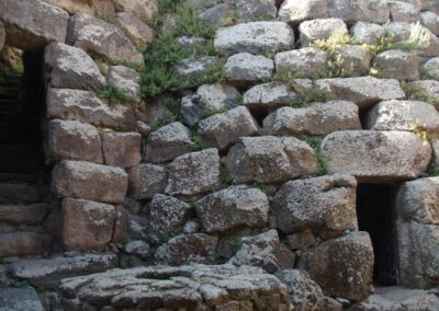 Sardaigne, Logudoro, Santu Antine