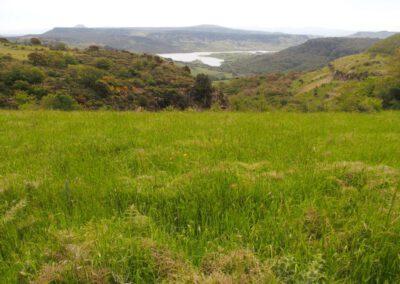 Sardaigne, Logudoro, le monte Gherra