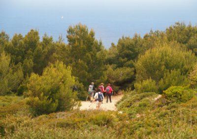 Sardaigne, le Monte Timidone