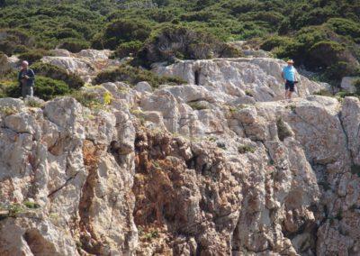 Sardaigne, la punta Caccia