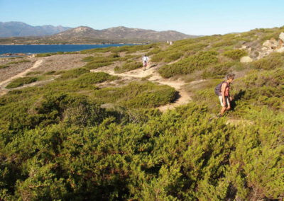 Portfolio séjour randonnée en Corse du Sud, fin sept 2019