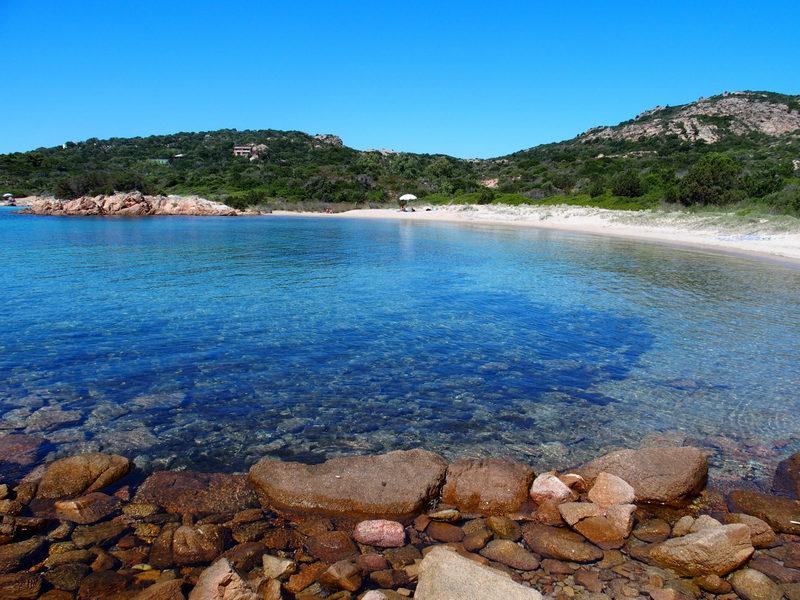 les plages sauvages du nord de la Sardaigne