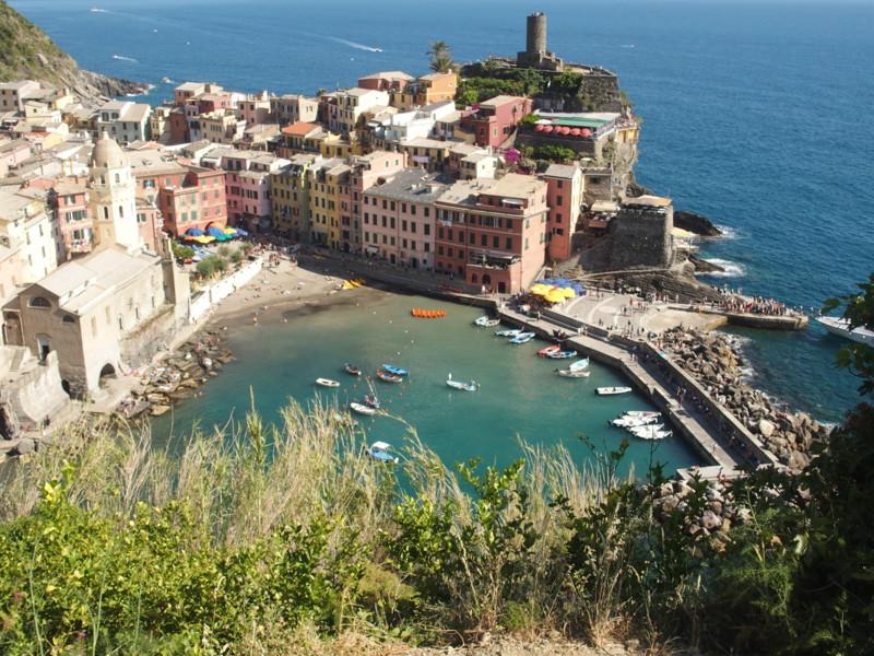 Les 5 Terre et Portofino, séjour du 03/05/2021