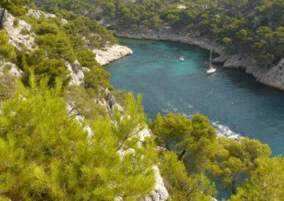 Portfolio Provence, la Sainte-Victoire et les Calanques, séjour du 9 septembre 2012