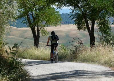 Portfolio Toscane en VTT, séjour du 23/06/12