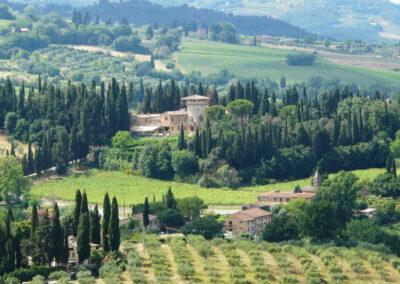 Portfolio Toscane, séjour du 15/06/2014