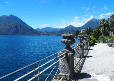 Portfolio carnet de voyage sur le lac de Come, séjour du 4 juillet 2021