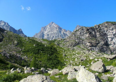 Portfolio Vallées Occitanes du Pémont, reco du 20 juillet 2021